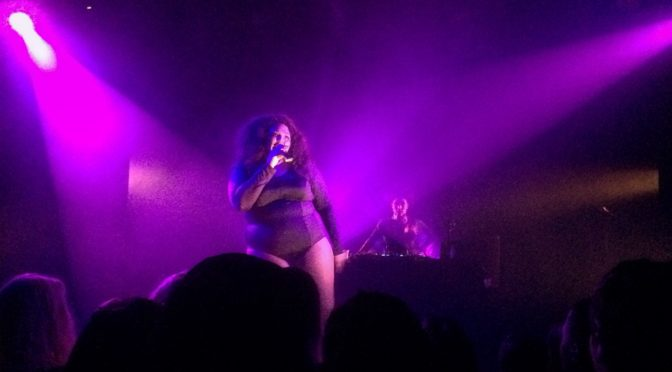 Lizzo @ The Echoplex 1/20/17