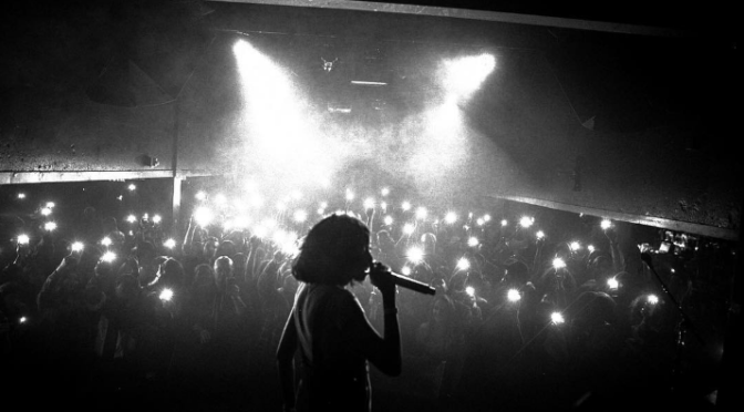 Little Simz @ The Echo 3/20/17
